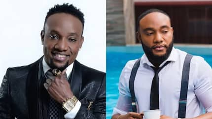 Kcee's new look: Does he look more attractive now?