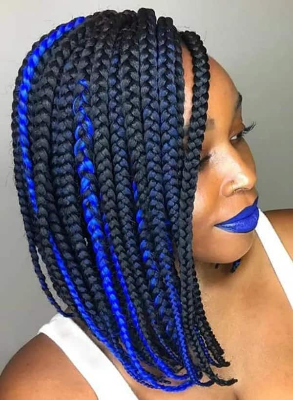 Color and braids