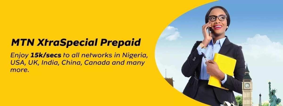 MTN XtraSpecial Prepaid