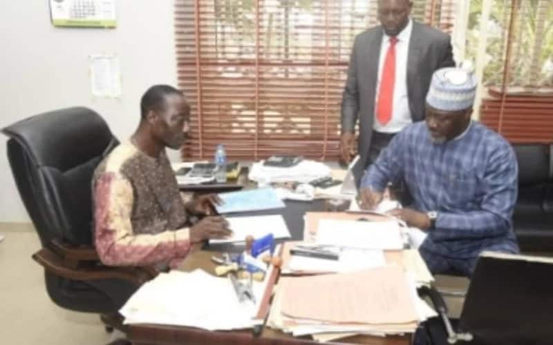 Senator Dino Melaye drags Kogi governor to court over LG polls