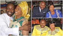 See how popular Nigerian pastor and wife celebrated their wedding anniversary, they have been married for 14 years (photos)