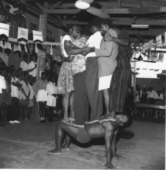 Vintage pictures of Nigeria you might not have seen before