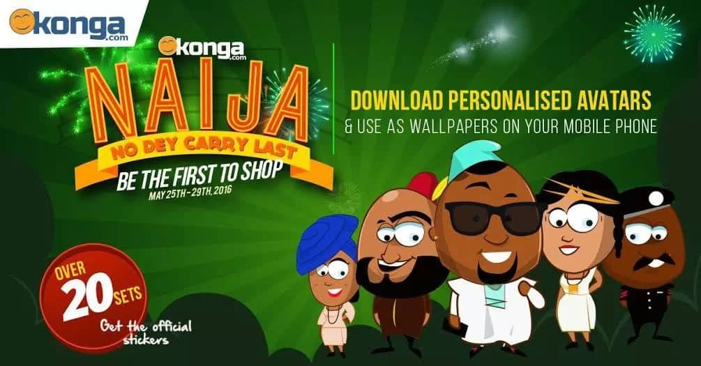 Download your personal Nigerian Konga avatar ▷ Legit ng