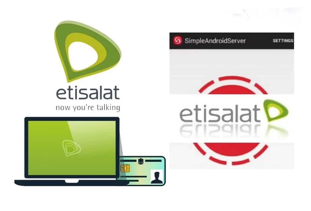 How to use Simple Server for Etisalat ▷ Legit ng