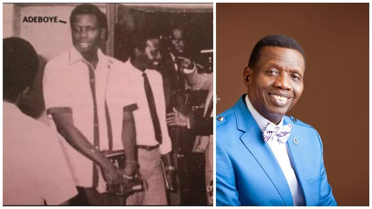 Adeboye at 75: How he became G O of Redeemed church and 4 other