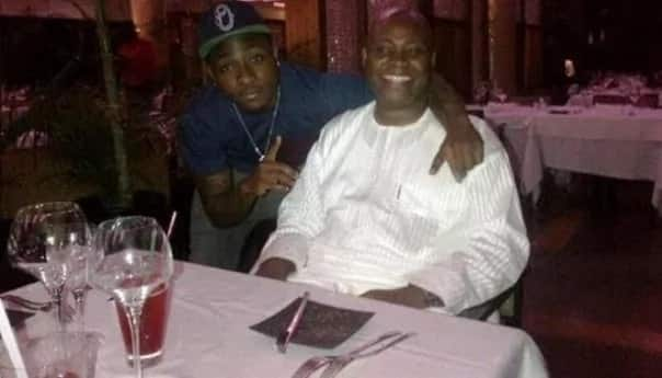 Davido's father net worth and private jet ▷ Legit ng