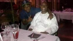 Davido's father net worth and the private jet