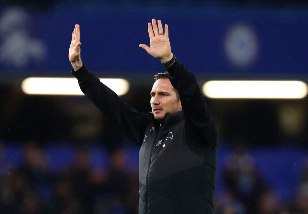 Derby County chairman sends big message to Chelsea over Frank Lampard