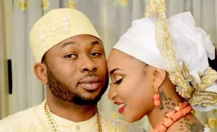 Best Tonto Dikeh traditional wedding pictures