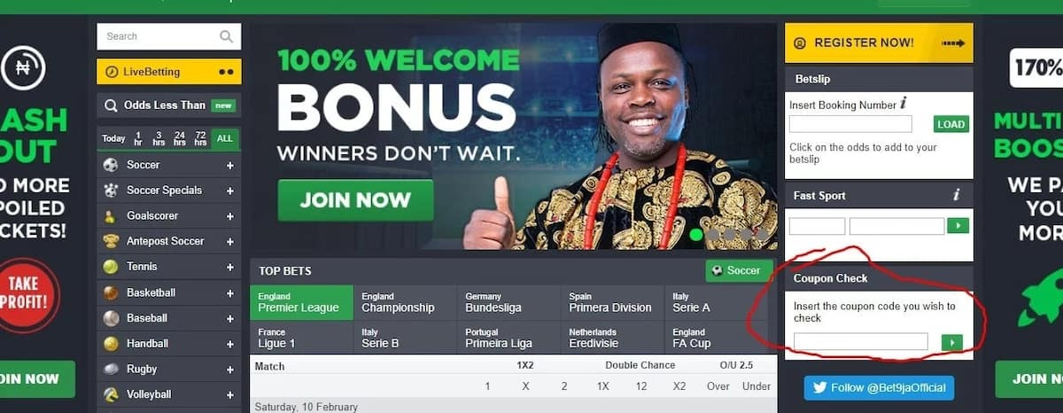 Bet9ja: Check Coupon Betslip With This Easy Guide 2019 ▷ Legit ng