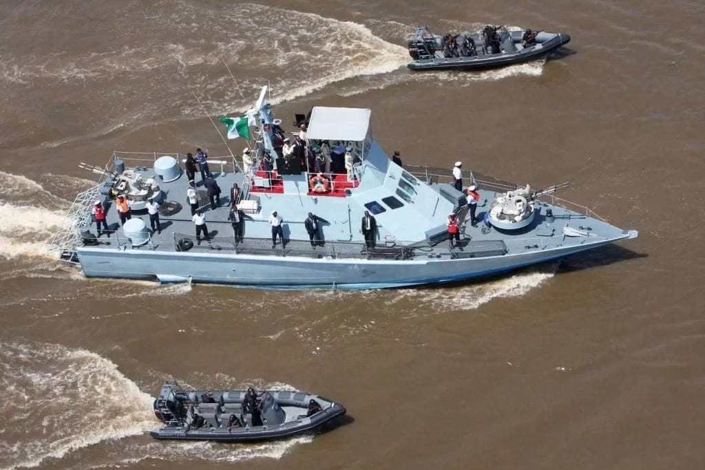 Nigerian Navy Forces
