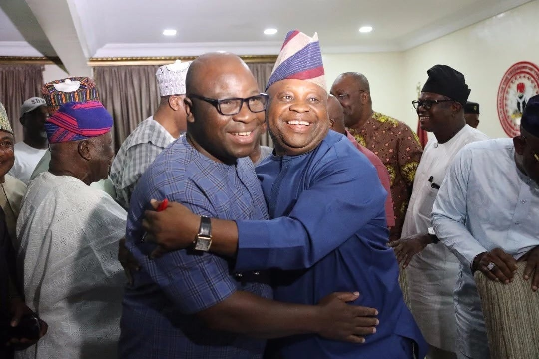 PDP ta shawo kan 'Ya 'yan ta domin doke APC a zaben Osun