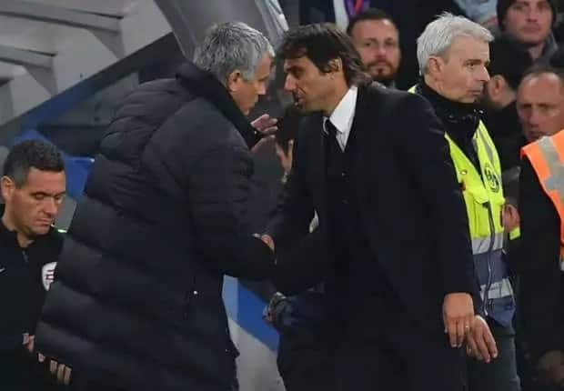Scandal! Mourinho insults and accuses of disrespect Chelsea manager Conte