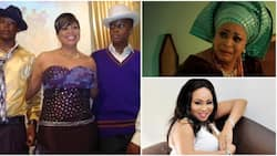 The story of the beautiful and bright actress, Bukky Wright