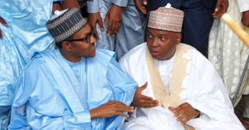 2019: Bukola Saraki zai yi takara da Buhari
