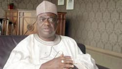 Take issue of security as a personal obligation - Former governor Babangida Aliyu