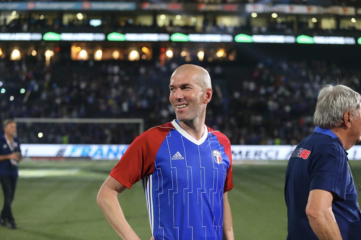 f9a1c1ca0cc Zinedine Zidane wants Chelsea job if they keep Belgian star Eden Hazard ▷  Legit.ng