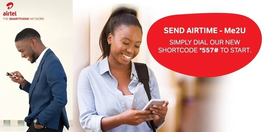 How to transfer airtime on Airtel?