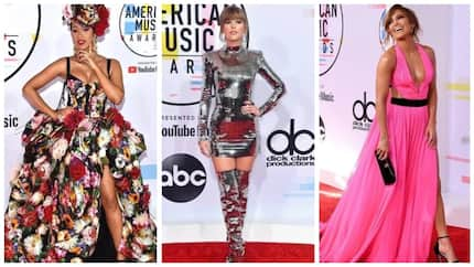 10 jaw-dropping celebrity looks at the 2018 American Music Awards
