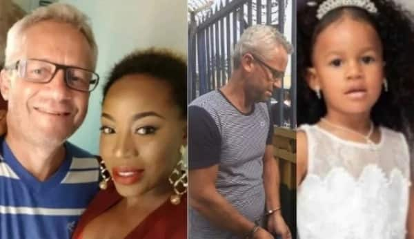 Danish husband in trouble as Lagos government discovers he killed his wife, daughter