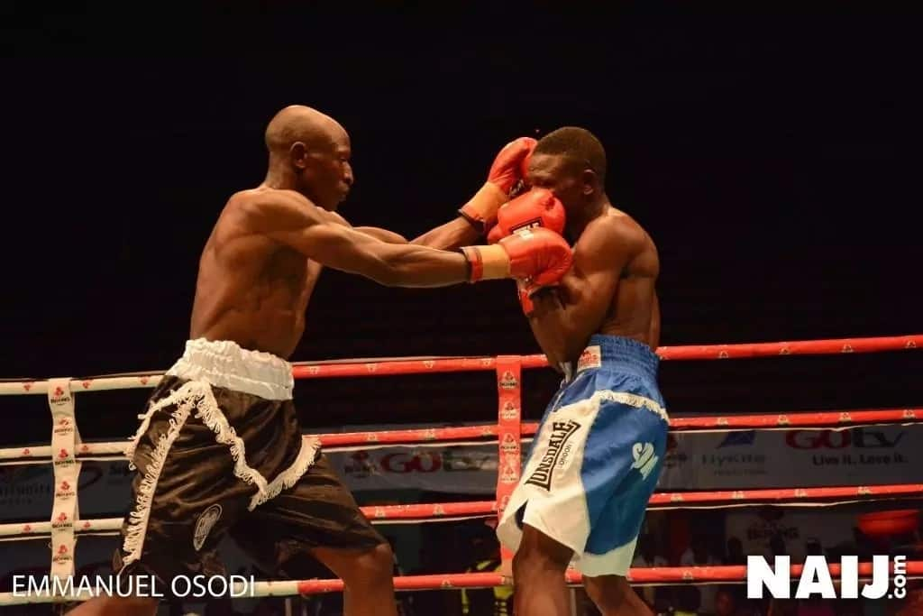 Nigerian boxer Rilwan Babatunde wins West African Boxing Union welterweight title