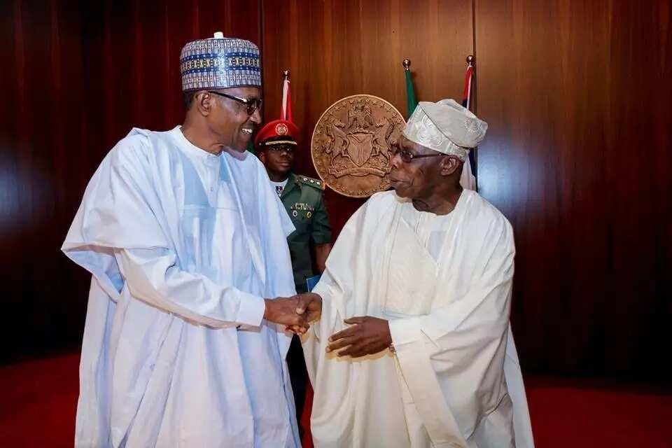 An mayarwa Olusegun Obasanjo martani daga Ofishin Shugaban kasa
