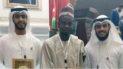 Nigerian man defeats contestants from other countries, wins Quranic recitation competition in Jordan