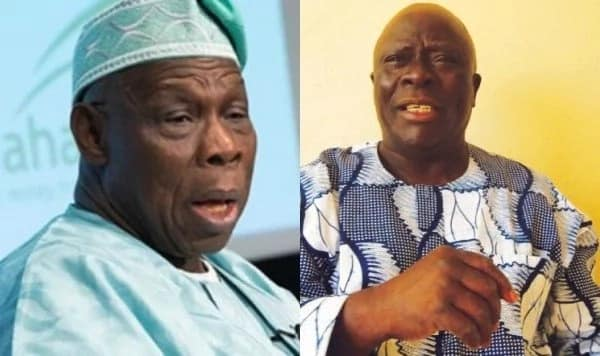 Obasanjo bai cancanci ya zargi kowa ba akan cin hanci da rashawa - Ayo Adebanjo