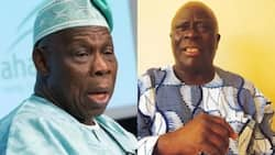Obasanjo remains the least qualified to accuse anyone of corruption - Ayo Adebanjo hits at ex-president