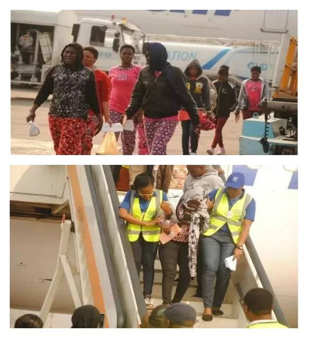Nigerian returnees from Libya narrate tales of abuse, violence