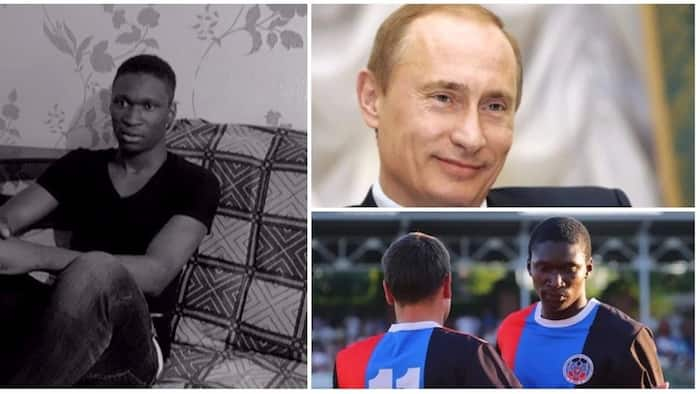 Putin is the best president of 21st century - Nigerian footballer Perez Agong shares experience from unrecognised separatist state of DNR