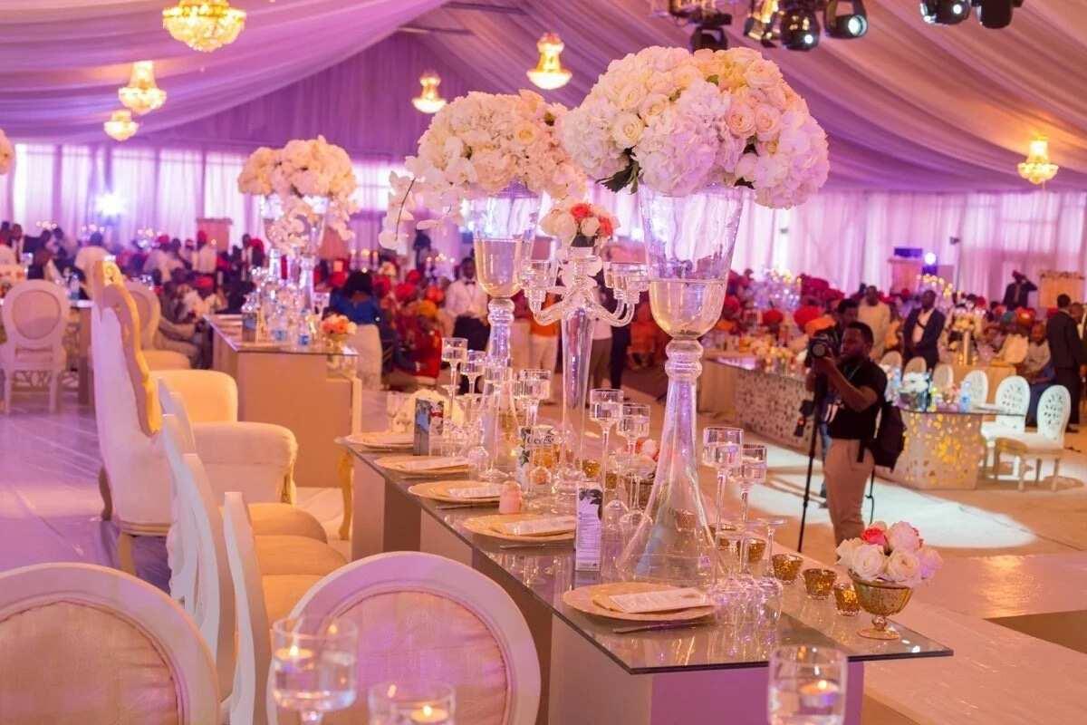 Just Spectacularly Decorated Wedding Halls Legit