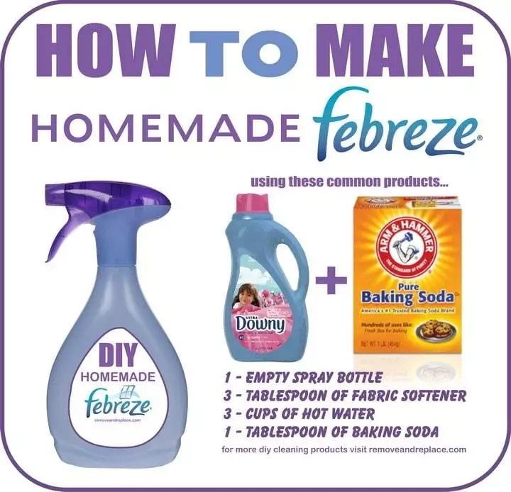 How to make liquid air freshener at