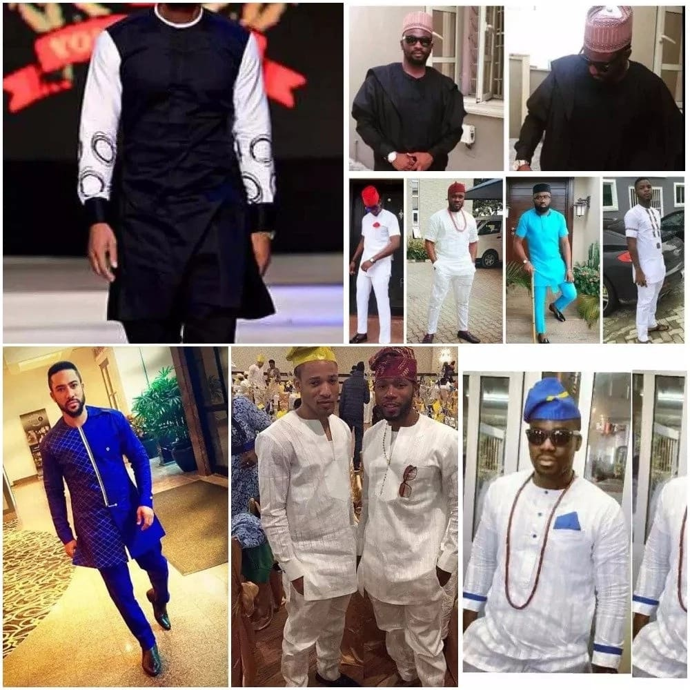 Fashion in Nigerian traditional styles: Latest tendencies 2017