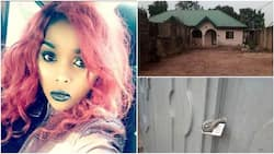 Nigerian lady cries out, claims her brothers locked her up in Ogun state (video)