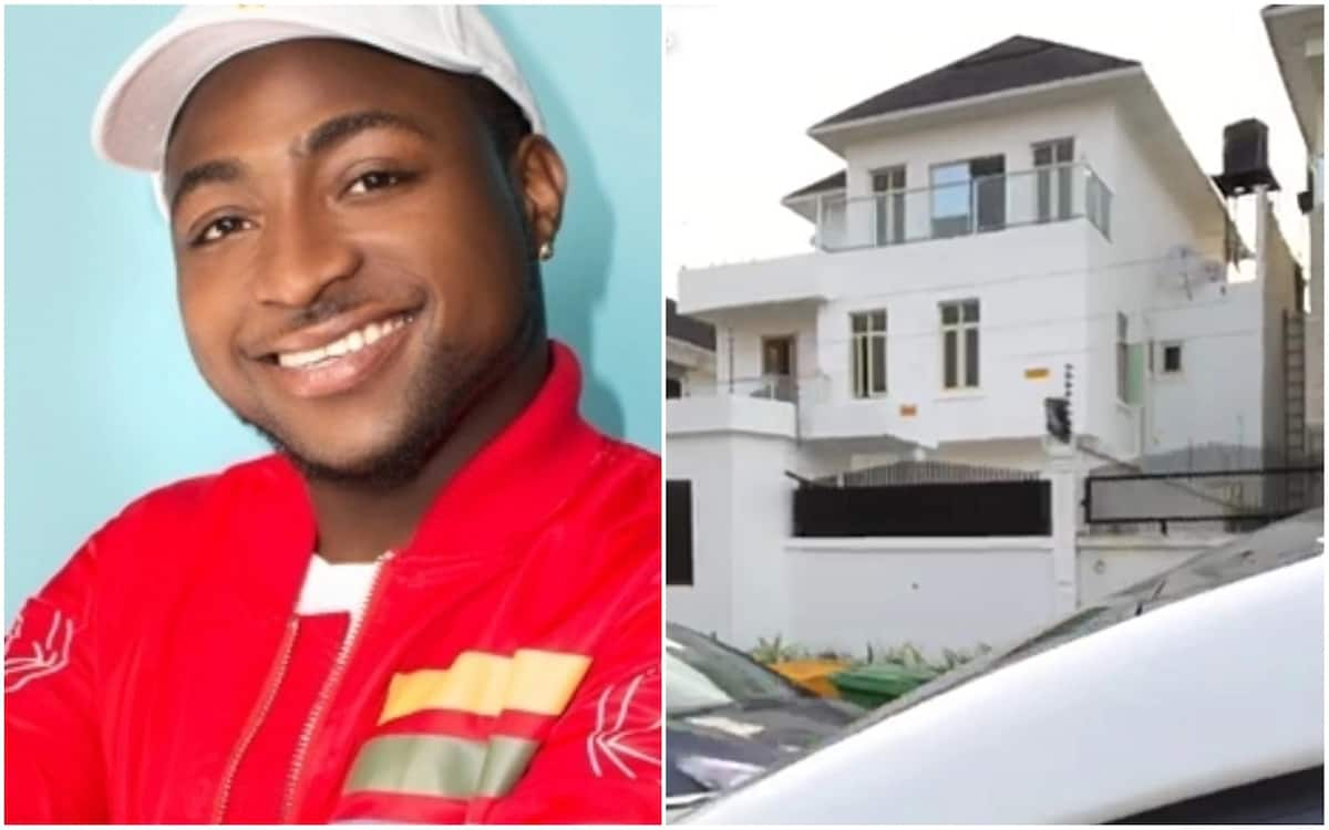 Davido latest house: Where is it situated? ▷ Legit ng
