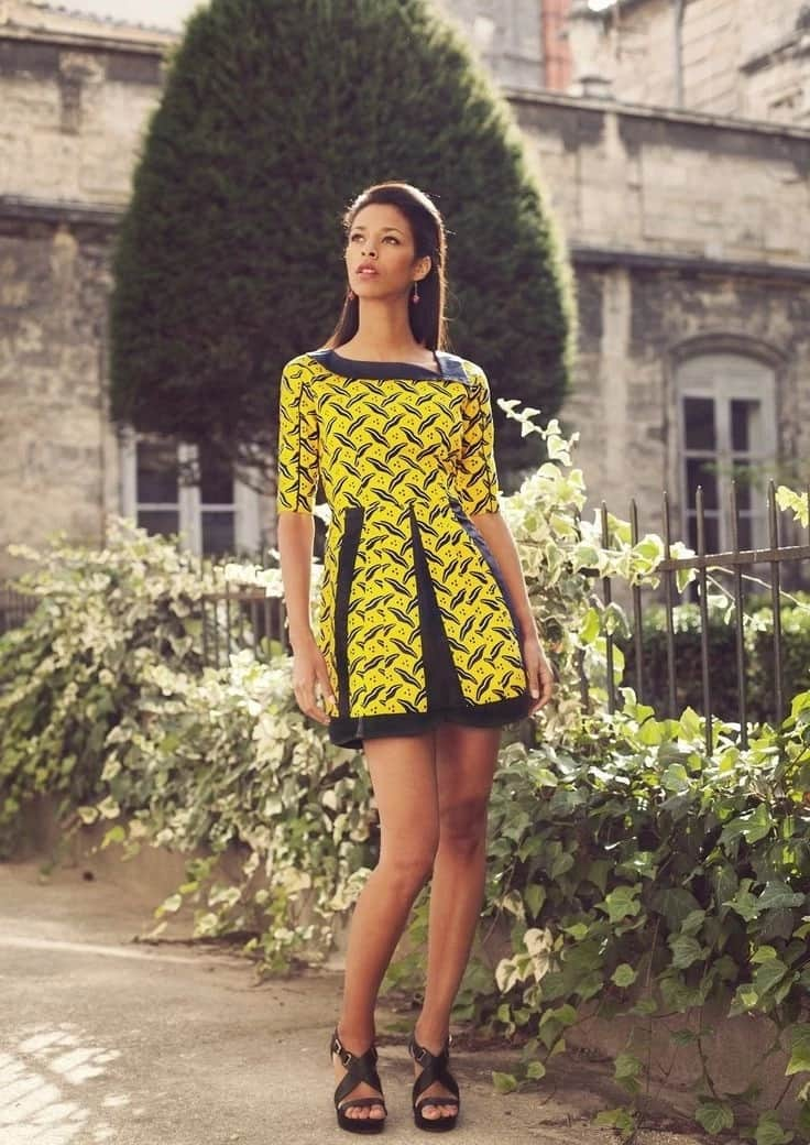 Latest styles for native gowns in Nigeria