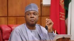 Abuja court summons Bukola Saraki over Offa bank robbery incident
