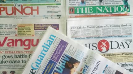 Newspaper review: APC governors lock horns with Oshiomhole over primaries, take case to Buhari