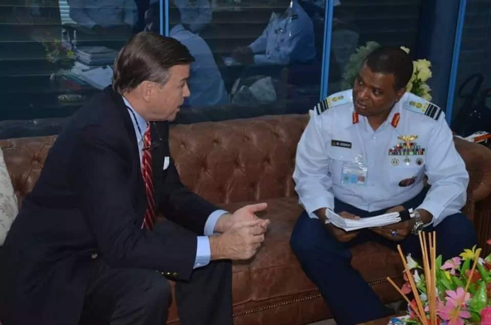US makes move to supply Nigeria with fighter jets (photos)