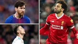 Top African star named best player in the world ahead of Ronaldo and Messi