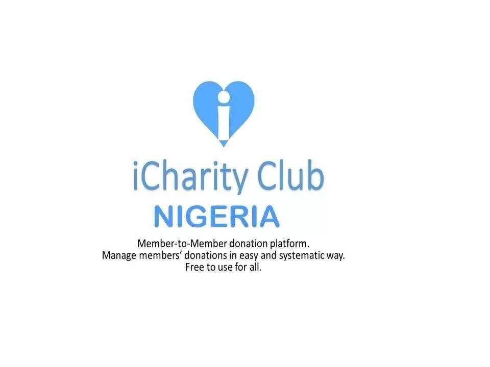 Icharity club Nigeria