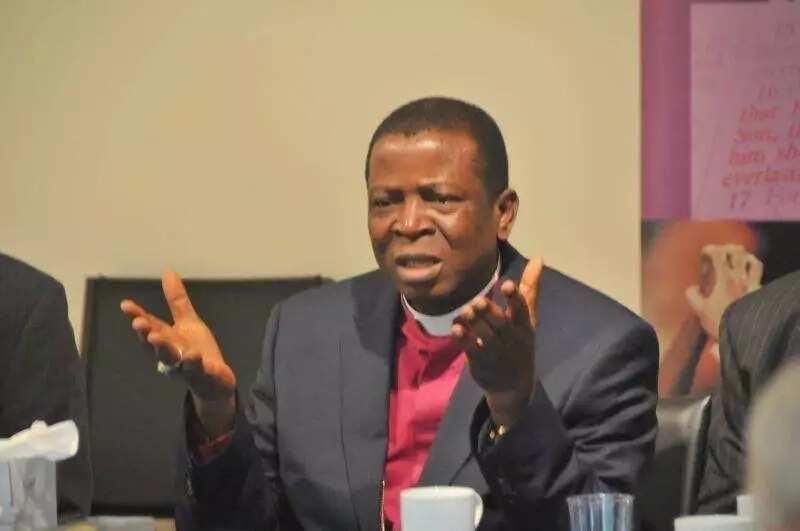 Shugaban Cocin Anglica: Mummunar dabi'ar Luwadi da Madigo na durkusar da ci gaban Nigeria