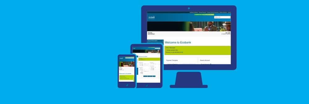How to open Ecobank online banking?