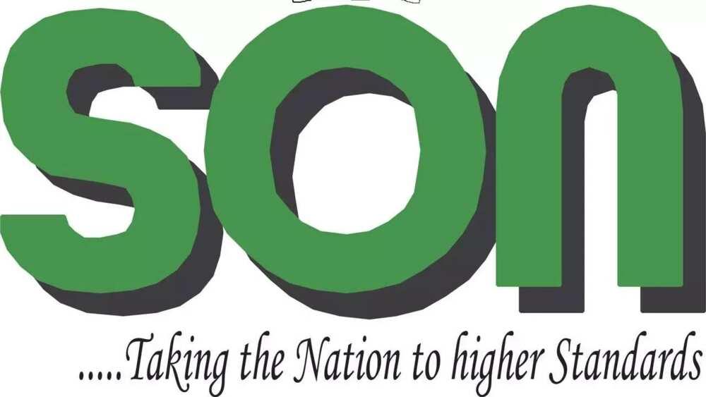 Standard Organisation of Nigeria SON