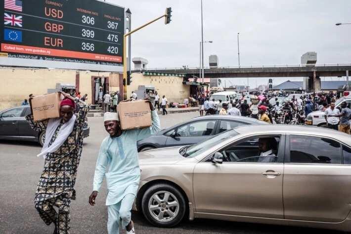 Nigeria drivers license price