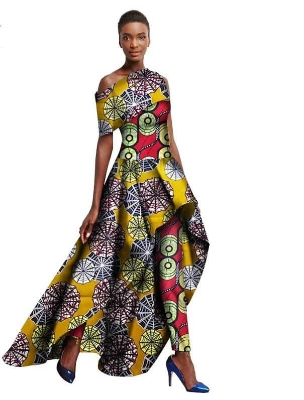 Best Ankara Designs For Gowns In 2019