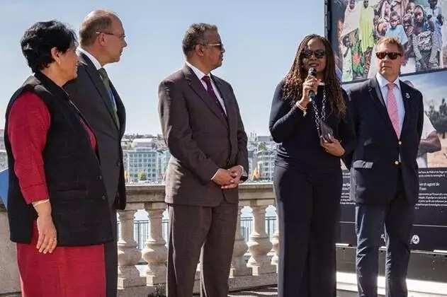 Dr Awele Elumelu joins global health leaders to champion increased vaccine coverage in under-immunised nations