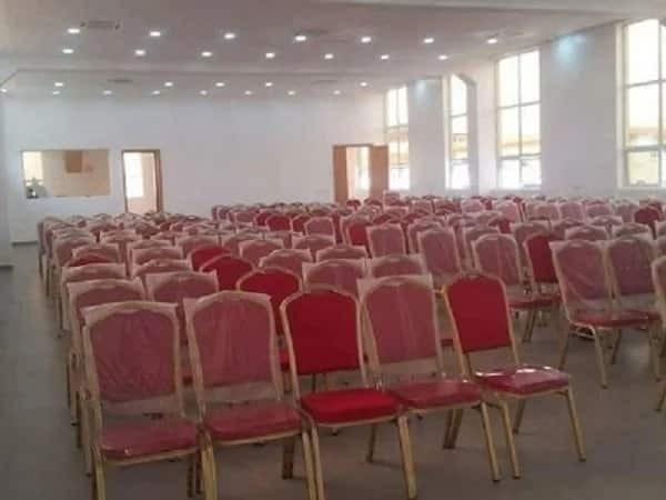 It remains to be seen if weekly services will be held in ther new facility Source: Gistyou