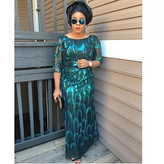 Nigerian blouse styles for wrapper
